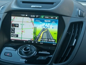 SYNC来了 微软联手福特改变行车体验