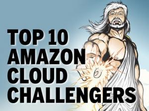 十大企业挑战亚马逊云服务