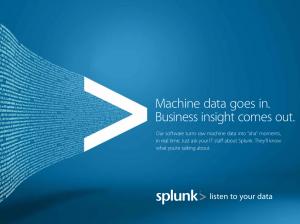 实现运维智能 Splunk宣布扩张中国市场