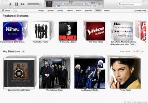 iTunes 11.1先于iOS 7发布 支持iTunes Radio音乐流媒体服务