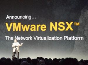 VMware NSX:会颠覆传统物理网络平台吗?