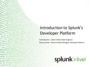 Splunk在京举办SplunkLive!研讨会