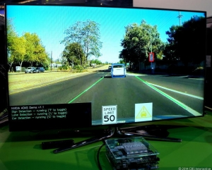 Nvidia K1芯片将开启无人驾驶汽车新时代