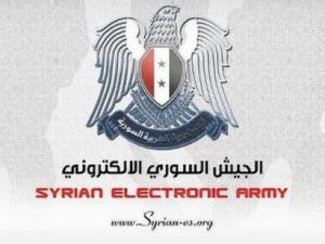 """""""叙利亚电子军""""黑了美国多家网站"""