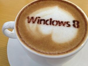 沉浸式体验 Windows 8备战商用市场充满自信