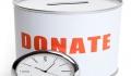 进行慈善捐款时,捐赠股票而非现金