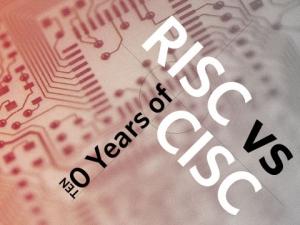 64位ARM处理器搭配RISC 实现可扩展性