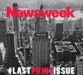 《资讯周刊》告别印刷版 完全转向数字化