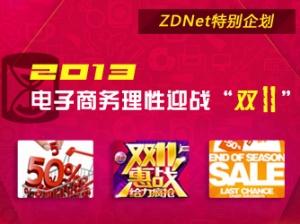 """2013 电子商务理性迎战""""双十一"""""""