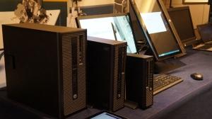 NFC配五屏输出 惠普世界之旅发布一系列商用PC