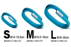Jawbone Up 2智能手环:通过耳机接口同步数据