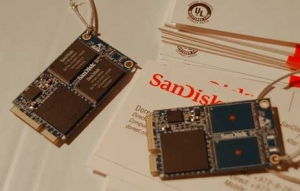 传闻称SanDisk自有品牌闪存阵列箭在铉上