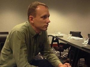 微软Windows高级经理Brad:移动时代,Windows 8可以做什么?