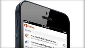 微软推出iPhone版Office软件 攻守兼备之作