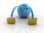 安全传输大型文件的低成本方法