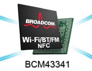 博通推出业界首款已认证的四合一功能NFC组合芯片