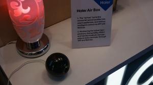 科技与生活的结合 海尔空气盒子塑造智慧生活