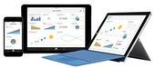 微软提供用于iPad的Power BI移动应用