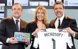 携手微软 西班牙皇家马德里足球俱乐部加速数字化转型