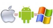 三大操作系统 谁将从商务平板市场竞争中胜出?