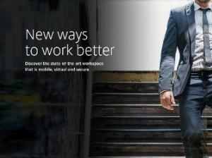 思杰发布Workspace套件回击VMware