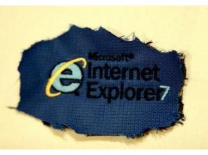 微软:打IE浏览器补丁急不可待 XP用户亦不例外