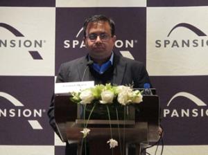 Spansion:eMMC填补市场需求和闪存发展缺口