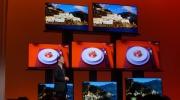 夏普新品频发 展示多款4K电视