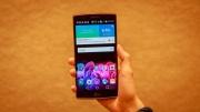 "LG G Flex 2曲面手机上手体验:处理器强大 划痕可""自愈"""