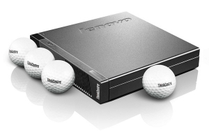 创新与卓越共生 联想ThinkCentre M4500q超小台式机