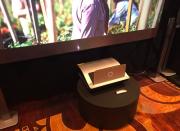 海信亮相CES2015:未来将涉足小尺寸激光电视