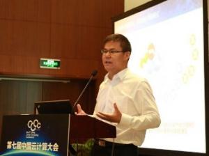 中国移动俞承志:4G网络撑起互联网+智慧城市