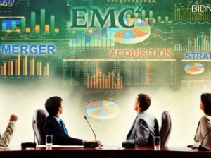 EMC改变收购谋略:更爱初创公司的新技术