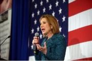 前HP CEO Carly Fiorina宣布竞选美国总统