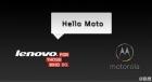 有了Hello Moto 联想花了29亿就很值得