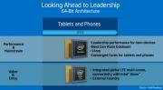 充实平板电脑芯片阵营 英特尔宣布与瑞芯微电子合作生产处理器