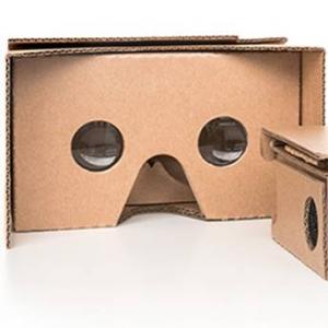 一加在海外免费送纸质虚拟现实眼镜