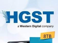 HGST 8TB硬盘悄悄开卖了:碟片数量抓狂