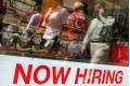 美国劳动力市场出现了健康的增长