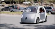 迫于加州交规压力 谷歌为无人驾驶汽车添加方向盘、制动踏板