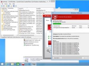 微软更新Windows Defender,旨在消除Superfish感染疫情