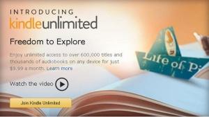 Amazon要测试一下Kindle的无限服务