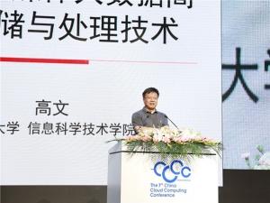 中国工程院院士高文:智慧城市的管控思路