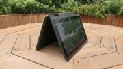 小黑血统+异形触控 联想ThinkPad Yoga 11e超极本评测