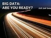 大数据需要软件定义存储