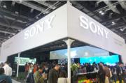 索尼开放InfoComm 2015展区互动 创意投影设备引围观