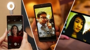 CES 2015观察:自拍照盛行 智能机纷纷增强前摄像头