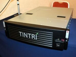 混合阵列初创公司Tintri:我们正在蚕食传统厂商的市场