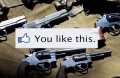Facebook受到压力打击枪支销售