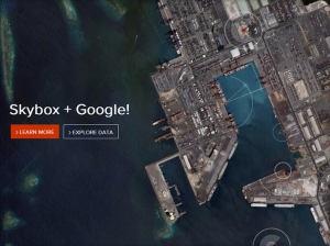 Google 5亿美元收购卫星成像技术公司Skybox
